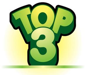 top 3 adult webcams